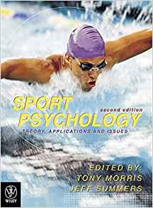 Sport Psychology 2 ED by Tony Morris 0470800089