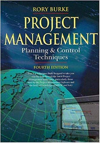 Project Management 4 ED by Rory Burke 0958239150