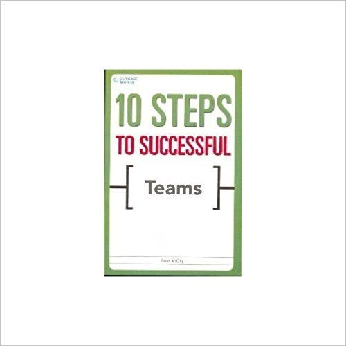 10 Steps to Successful Teams 1 ED by Renie McClay 8131515117