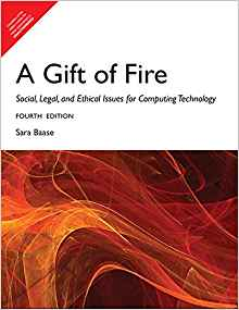 A Gift of Fire 4 ED by Sara Baase 9352868765