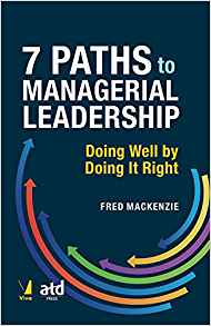 7 Paths to Managerial Leadership by Fred Mackenzie 9387925218