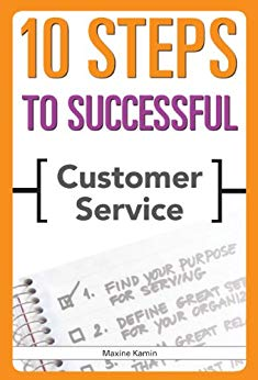 10 Steps to Successful Customer Service 1 ED by Maxine Kamin 9788131515082