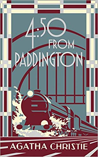 4 Column 50 from Paddington by Agatha Christie 0008310246 US ED FBS