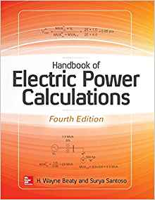 Handbook of Electric Power Calculations 4 ED by H Wayne Beaty 0071823905