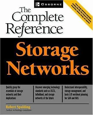 Storage Networks The Complete Reference 1 ED by Marc Farley 0072224762