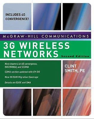 3G Wireless Networks 2 ED by Clint Smith 007226344X