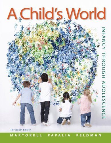 A Childs World 13e 0078035430 Feldman ET
