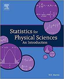 Statistics for Physical Sciences 1 ED by Brian Martin 0123877601
