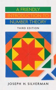 A Friendly Introduction to Number Theory 3e 0131861379 Silverman