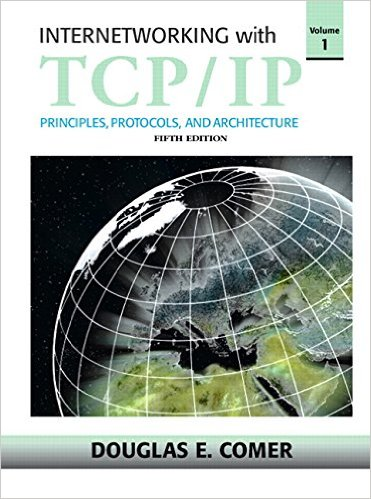 Internetworking with TCP IP 5e 0131876716 Comer