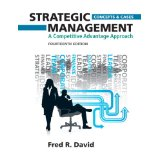 Strategic Management 14e 0132664232 David
