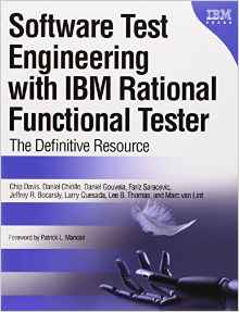 Software Test Engineering with IBM Rational Functional Tester 1e 0137000669