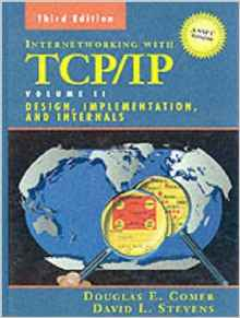 Internetworking with TCP IP 3e Vol 2 0139738436 Comer