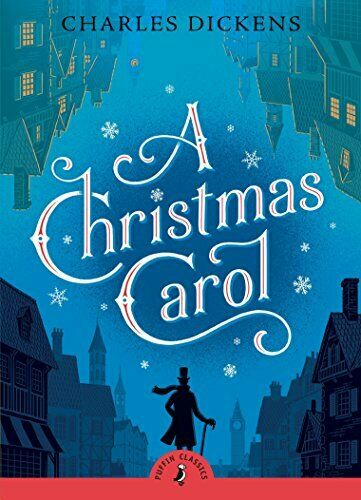 A Christmas Carol by Charles Dickens 014132452X US ED FBS