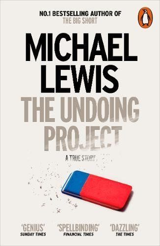 The Undoing Project by Michael Lewis 0141983043 US ED FBS
