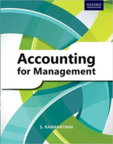 Accounting for Management 1 ED by S Ramanathan 0198093314