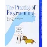 The Practice of Programming 1e 020161586X Kernighan