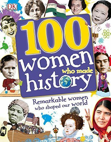100 Women Who Made History by Stella Caldwell 0241257247 US ED FBS