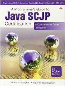 A Programmers Guide to Java SCJP Certification 3e 0321556054 Mughal