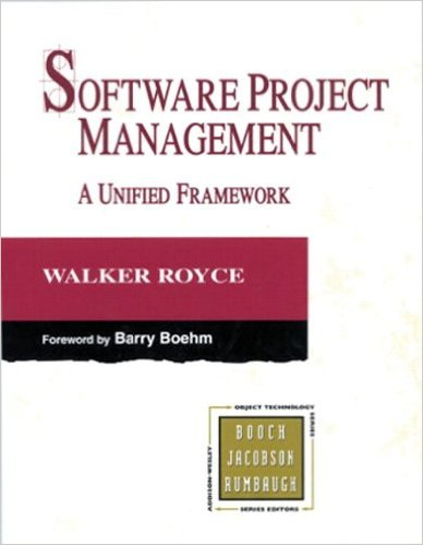 Software Project Management 1e 0321734025 Royce