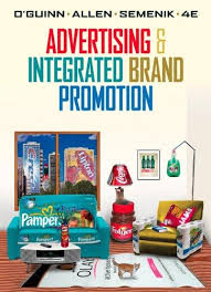 Advertising and Integrated Brand Promotion 4 ED by Chris Allen 032431132X