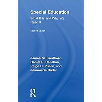Special Education 2 ED by Daniel Hallahan 0415792312