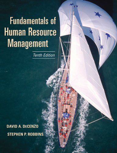Fundamentals of Human Resource Management 10e 0470169680