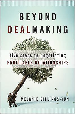 Beyond Dealmaking 1 ED by Melanie Billings Yun 0470471905