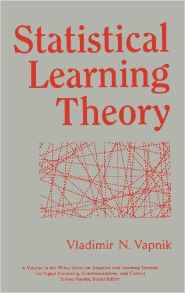 Statistical Learning Theory 1e Vol 2 0471030031 Vapnik