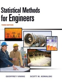 Statistical Methods for Engineers 3e 053873518X Kowalski ET