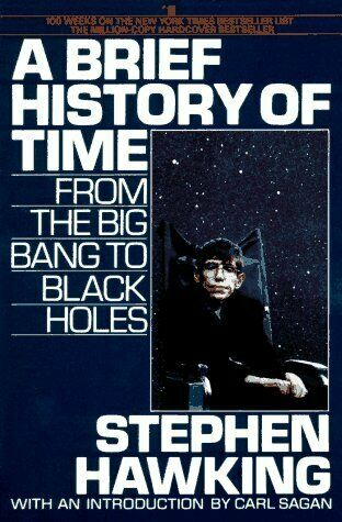 A Brief History of Time 10 ED by Stephen Hawking 0553109537 US ED FBS