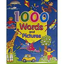 1000 Words and Pictures by Brown Watson 0709717202
