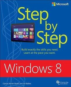 Windows 8 Step by Step 1e 0735664021 Ballew