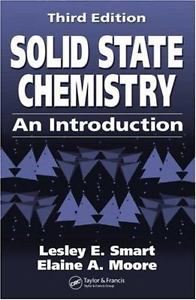 Solid State Chemistry 3 ED by Lesley Smart 0748775161