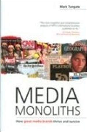 Media Monoliths by Mark Tungate 0749444037