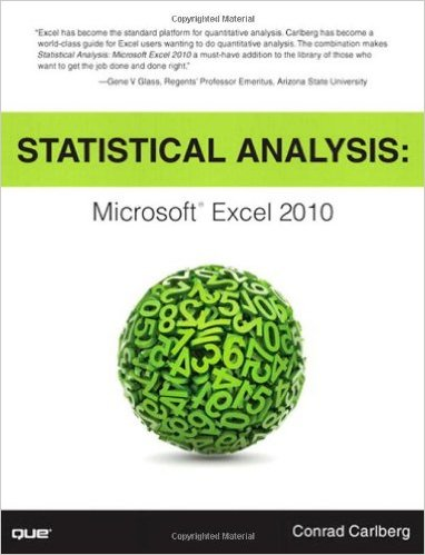 Statistical Analysis 1e 0789747200 Carlberg