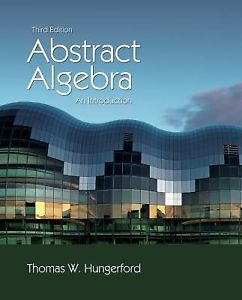 Abstract Algebra An Introduction 3e 1111569622 Hungerford