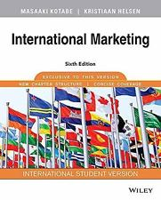 International Marketing 6e 1118466489 Kotabe