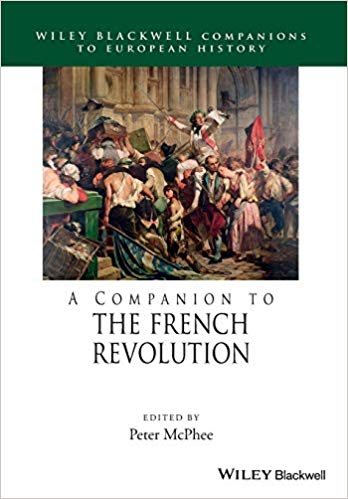 A Companion to the French Revolution 1 ED by Peter McPhee 1118977521 US ED FBS