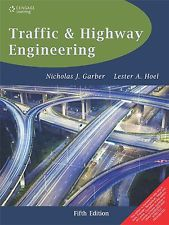Traffic and Highway Engineering 5e 113360515X Garber