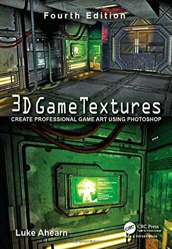 3D Game Textures 4 ED by Luke Ahearn 1138920061 FBS