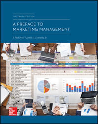 A Preface to Marketing Management 15 ED by Peter 1260287254