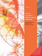A First Course in Mathematical Modeling 5e 1285050908 Fox