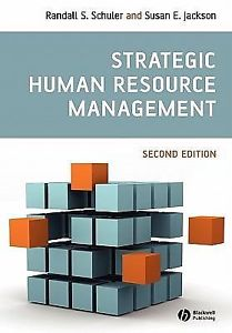 Strategic Human Resource Management 2e 1405149590 Schuler
