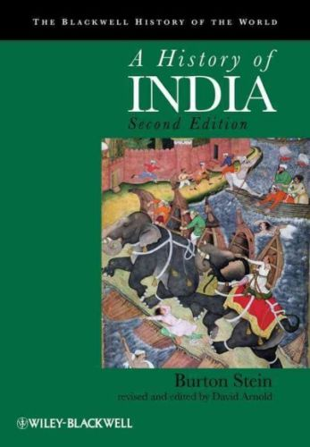 A History of India 2 ED by Burton Stein 1405195096