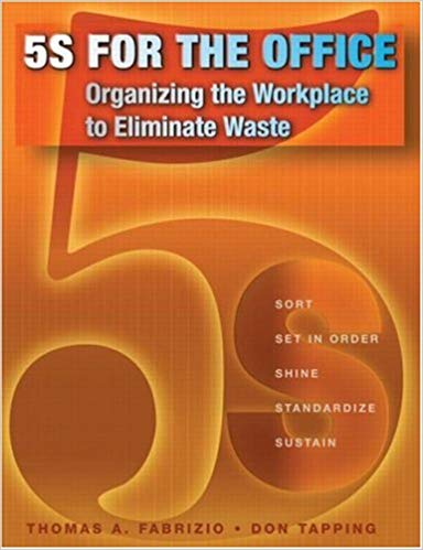 5S for the Office 1 ED by Thomas A Fabrizio 1563273187