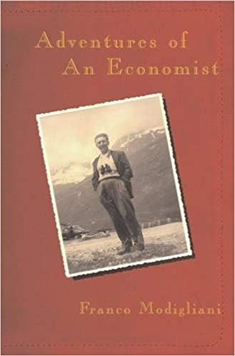 Adventures of an Economist 1 ED by Franco Modigliani 1587990075