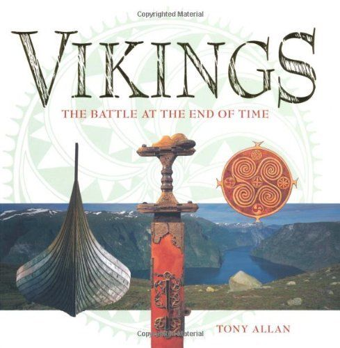 Vikings by Tony Allan 1844838927