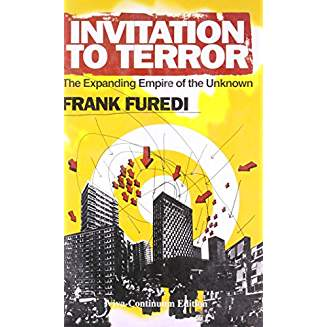 Invitation to Terror by Frank Furedi 1846841569