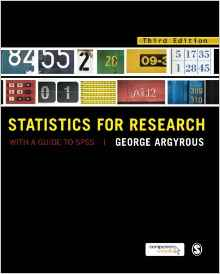 Statistics for Research 3e 1849205957 Argyrous